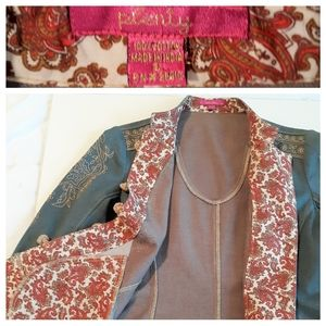 Anthropologie Jackets & Coats - Anthropologie/Plenty by Tracey Reese Jacket